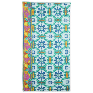 FOUTA INDIENNE MADERE