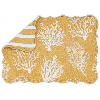 RIVAGE SET BOUTIS GINGER ficelle 37x51