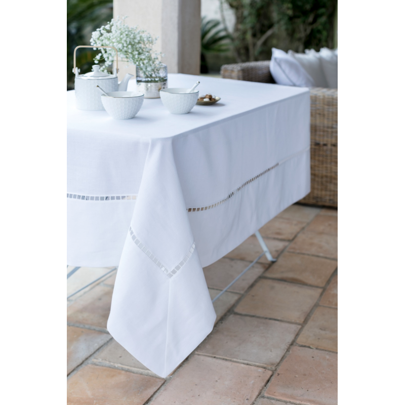 FAUBOURG NAPPE BLANC