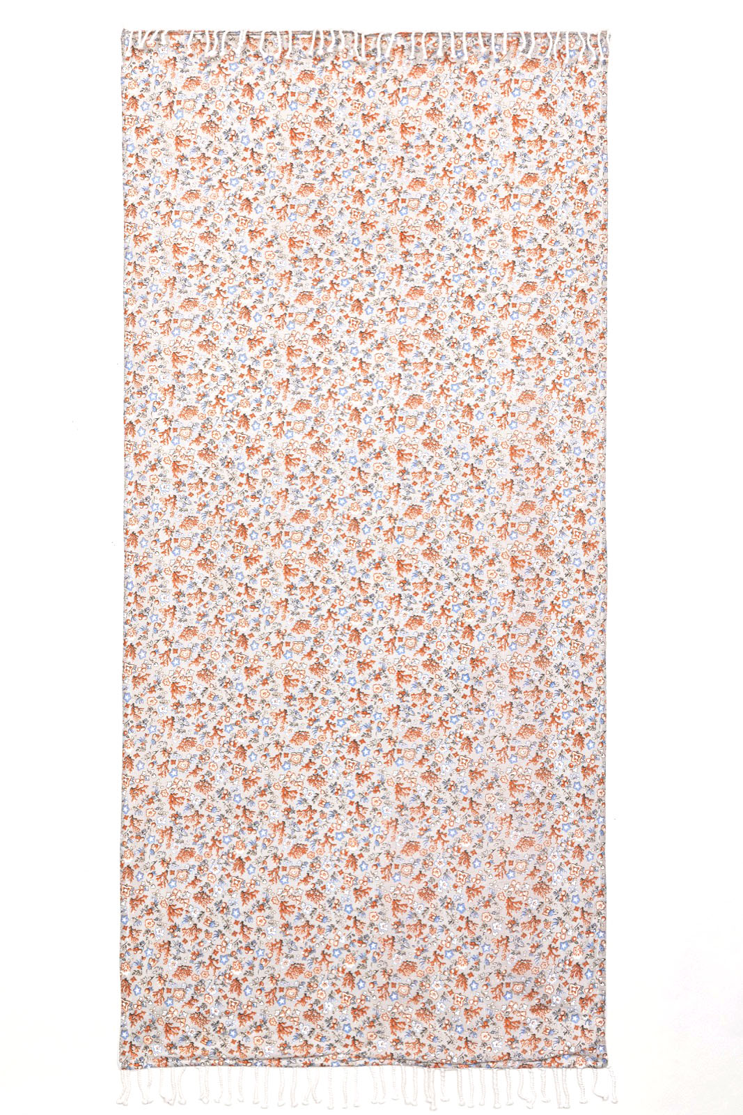 FOUTA LUXE CAPSUD GRIS CORAIL 90x190