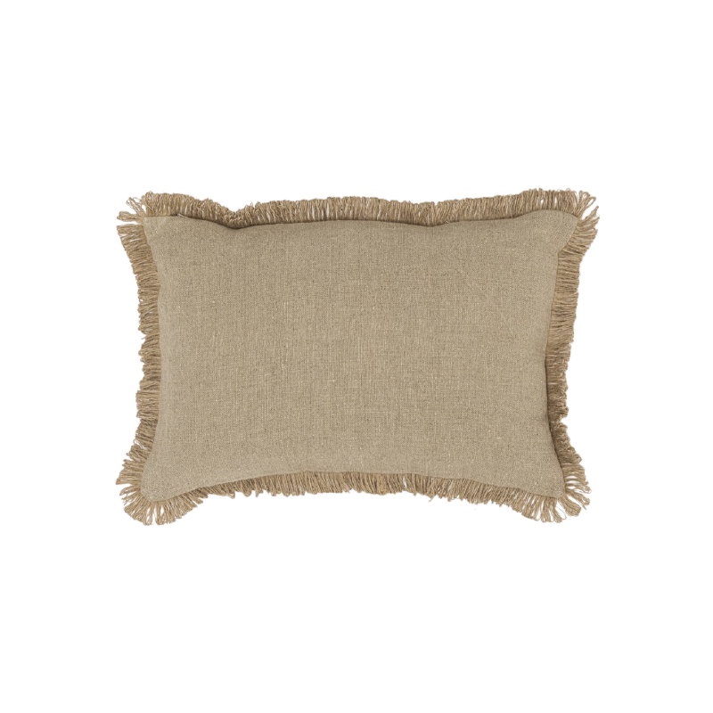 PACHA HOUSSE COUSSIN 35X50 FICELLE